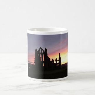 Whitby Abbey, UK, England Coffee Mug