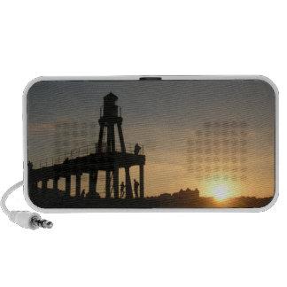 Whitby Sunset Portable Speaker