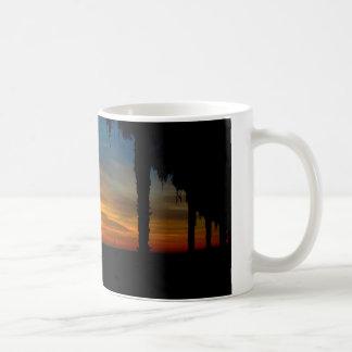 White 11 oz Classic White Mug - sunset