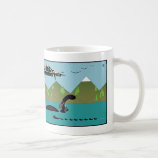 White 325 ml Mug - Hunting and Bird Watching