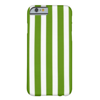 White and Green Striped Case