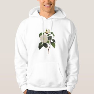 White Camellia, 1833 Hoodie