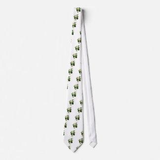 White Camellia by Pierre Joseph Redoute Tie