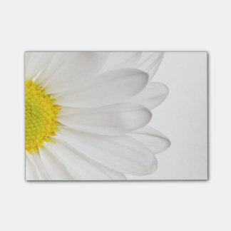 White Daisy Flower Floral Daisies Flowers Post-it Notes