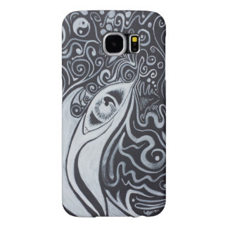 White Dança Samsung Galaxy S6 Samsung Galaxy S6 Cases