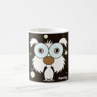White Dog  11 oz Classic White Mug