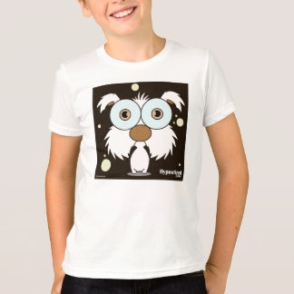 White Dog Kids' Basic American Apparel T-Shirt