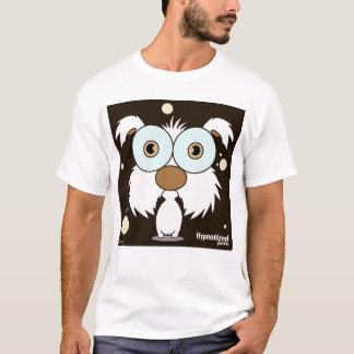 White Dog Men's Basic T-Shirt