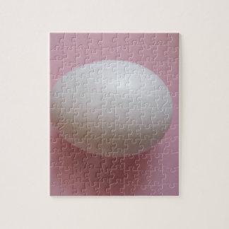 White Egg Jigsaw Puzzle