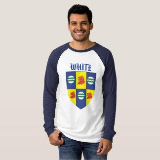 White Family Jacobite Warriors T-Shirt