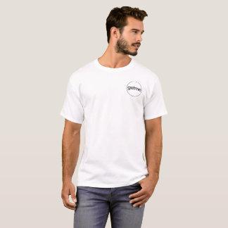 white getme short sleeve T-Shirt