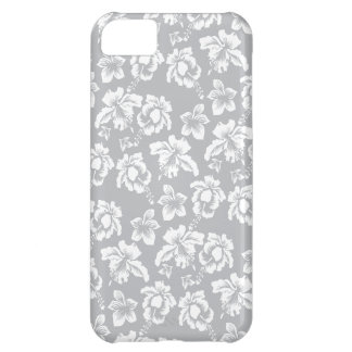 White Hawaiian Orchid iPhone 5C Case