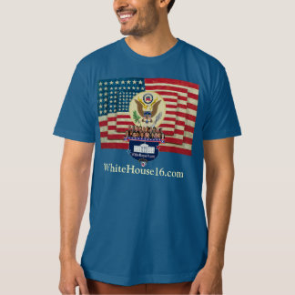 White House 2016 Great Seal and Flag Shirt
