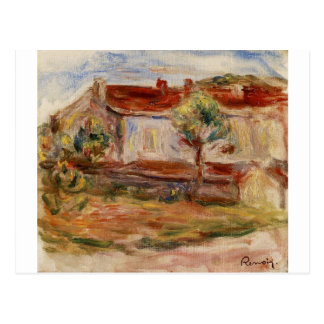 White House by Pierre-Auguste Renoir Postcard