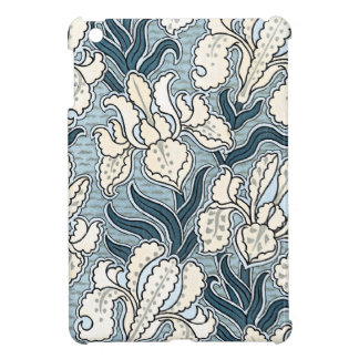 White Iris iPad Mini Cover