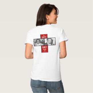White Ladies Basic Tshirt