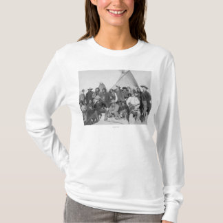 White Men (including Buffalo Bill) and Lakota 3 T-Shirt