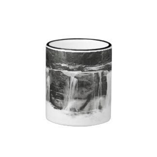 White Mountain's Waterfall Cup Ringer Mug