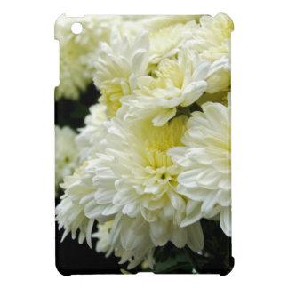 White Mums II iPad Mini Case