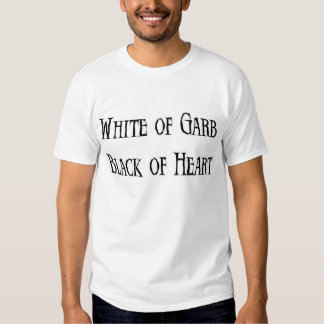 White of Garb T-shirt