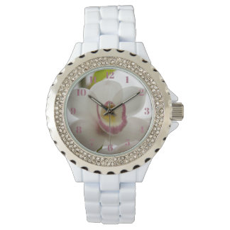 White Orchid Women's Watch