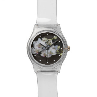 White Orchids Watch