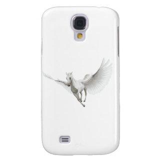 White Pegasus Galaxy S4 Case