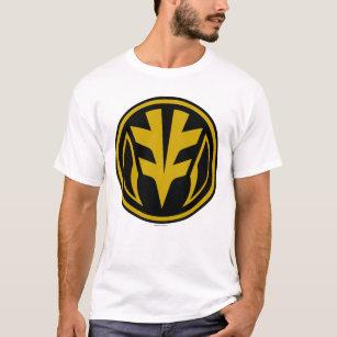 White Ranger Tiger Power Coin T-Shirt
