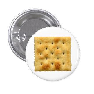 White Saltine Soda Crackers Pins
