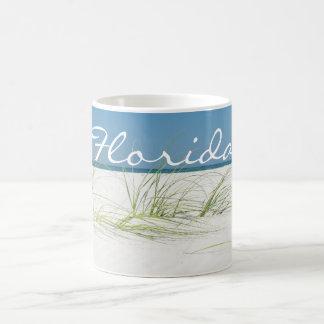 White sands and sea oats - Florida mug
