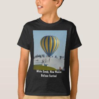 White sands Hot Air Balloon festival T-Shirt