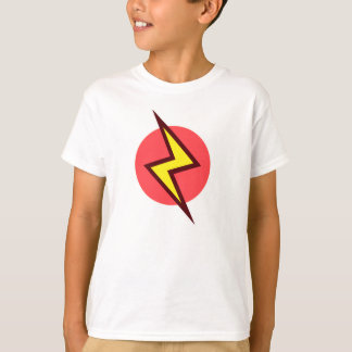 White T shirt with graphic