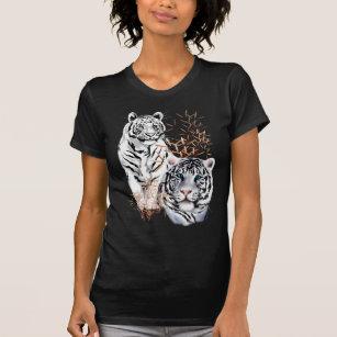 White Tigers Shirts