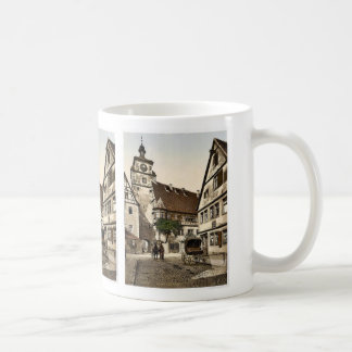 White Tower (i.e. Weisser Turm), Rothenburg (i.e. Coffee Mug