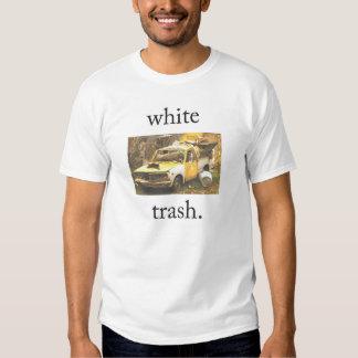 white trash #1 tees