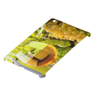 White Wine And Grapes iPad Mini Cover