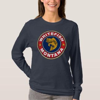 Whitefish Red Circle T-Shirt