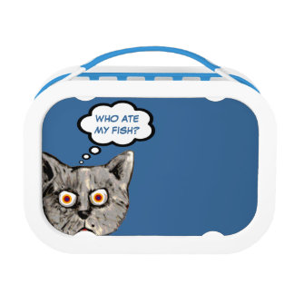 who ate my fish? lunch boxes