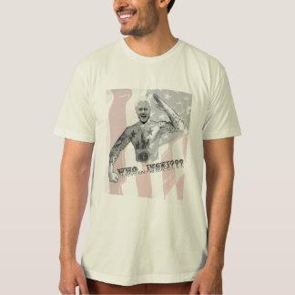 who.....inski?? T-Shirt