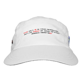Who Is Agent 57 ? Hat design #3