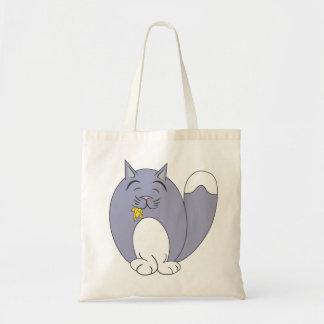 Who?... Meow? (mute) bag