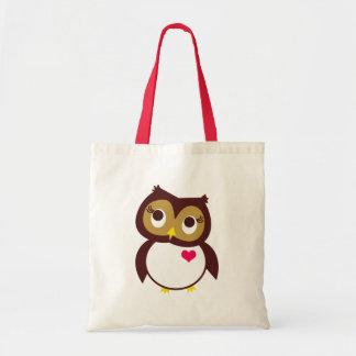 Whoo Loves You Bag