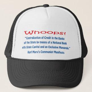 Whoops! Trucker Hat