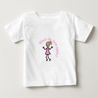 Who's The Boss Again? Baby T-Shirt