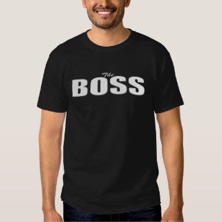 who's the boss tees
