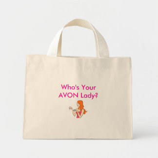 Who's Your AVON Lady? Tote