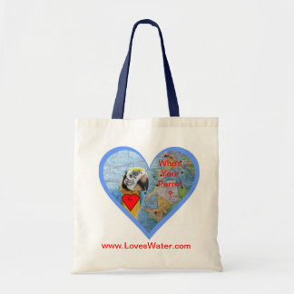 Who's your Parrot? Wally Lover's Little Bag