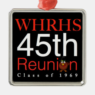 WHRHS Class of 1969 Ornament
