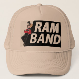WHS Ram Band Trucker Hat