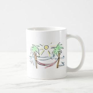 Why not ? basic white mug